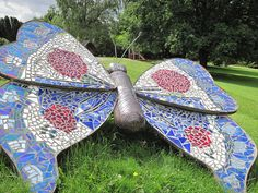Schmetterling by olgamaus, via Flickr