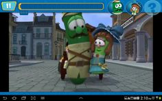 "Watch video clips and play simple games for free in this official VeggieTales Watch & Find app. <p>Millions of VeggieTales fans love Watch & Find that they've already played for hundreds of millions of minutes.<p>The app includes clips from the best of VeggieTales episodes including Silly Songs, wholesome dialogue and amazing animation that's fueled these amazing cartoons for 20 years.<p>*******************<br>What the press and fans are saying about Watch & Find:<p>""…Will fill you with…"