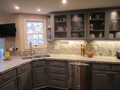 A Grey inspired Kitchen