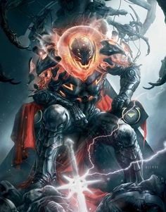 Ultron from the Avengers