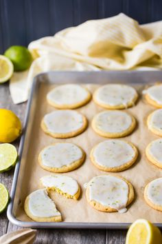 Iced Lemon Lime Cook
