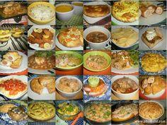Cinco sentidos na cozinha: Mais 30 sugestões de receitas económicas