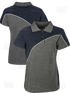Polo Shirt Design, Polo Design, Polo Shirt Colors, Camisa Polo, Polo T Shirts, Work Shirts, Work Coveralls, Corporate Uniforms, Work Uniforms