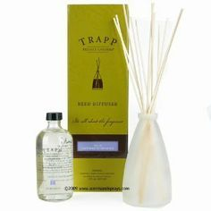 Trapp Private Gardens Lavender de Provence Reed Diffuser 8oz. by Trapp. $43.00. Trapp's Lavender De Provence candle is lavender at it's finest. The soothing, gentle scent is perfect for those moments when you just need to kick back and relax.   Manufacturer's Description:  Imagine beautiful, purple fields as far as the eye can see. A true lavender found only in Provence. So refined and accurate, it was previously used only in perfumes.   Will Last: About 4-6 Months Dimen...