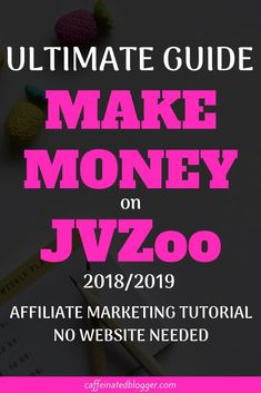 JVZoo is an amazing platform that can make a lot of money for people who know how to use it correctly. In this video, I am showing how to promote JVZoo products as an affiliate. You can do JVZoo affiliate marketing without a website, or with a website, th Make Money Blogging, Make Money Online, How To Make Money, Marketing Program, Affiliate Marketing, Marketing Plan, Internet Marketing, Online Marketing, Marketing Tools