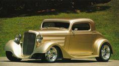 ◆ Visit ~ MACHINE Shop Café ◆ (1934 Chevy Coupe Street Rod)