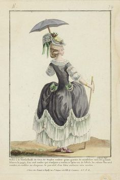 83 Best 18th C Parasols Images 18th Century Fashion 18th