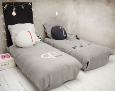 Bed and Philosophy Bed Linens from France   Remodelista