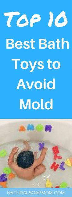 10 Best Bath Toys To Avoid Sneaky Mold Growth In Your Tub