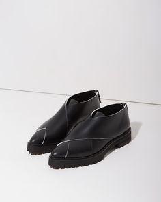 Proenza Schouler / Woven Shoe #fw14