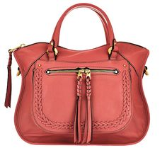 Pretty and practical! Feel instantly stylish and organized with this orYANY satchel on your arm. QVC.com