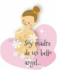 Madre del más bello ángel