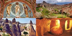 Top 10 Things to Do in Cappadocia  1. Underground Cities 2. Goreme Open Air Museum 3. Pasabag (Monks Valley) 4. Devrent Valley 5. Pottery And Ceramics Shop In Avanos 6. Stay in a Cave Hotel 7. Horse Riding 8. Turkish Night 9. Pottery Kebab 10. Hot Air Balloon    Optional also you can join the some Cappadocia Tours http://www.onenationtravel.com/package-category/cappadocia-tours/