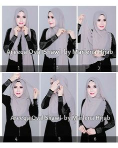 Hijab Fashion 2016/2017: Hijab tutorial Hijab Fashion 2016/2017: Sélection de looks tendances spécial voilées Look Descreption Hijab tutorial
