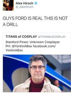 What the shit Gravity Falls Funny, Gravity Falls Fan Art, Gravity Falls Comics, Gravity Falls Cosplay, Akira, Gavity Falls, Alex Hirsch, Fall Memes, Reverse Falls