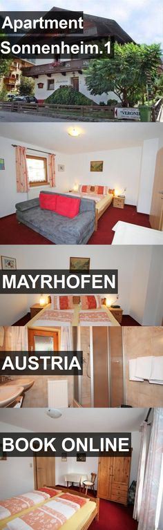 Hotel Apartment Sonnenheim.1 in Mayrhofen, Austria. For more information, photos, reviews and best prices please follow the link. #Austria #Mayrhofen #hotel #travel #vacation Hotel Apartment, Austria, Hotels, Loft, Vacation, Bed, Travel, Furniture, Home Decor