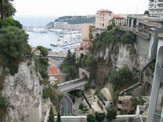 Monaco - not France, but I visited while living in Antibes.