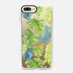 iPhone 7 Plus Case Monstera
