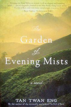 """STAFF PICK - """"The Garden of Evening Mists"""" by Tan Twan Eng $15.99 #books #novels"""