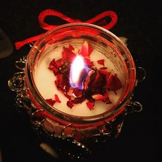 How to Make an Intention Candle