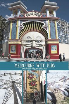 Going to Melbourne with kids? Then you need this guide with all the best things to see in Melbourne with family, including free attractions and animal encounters! #familytravel #melbourne #melbournecity #australia #australiawithkids #melbourneforkids