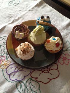 Variedades cupcakes