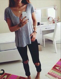 Outfit goals...