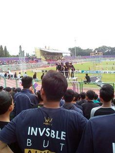 Stadion galuh ciamis markas tim psgc ciamis yang main di liga 2 gojeg traveloka