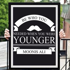 Be Who You Needed When You Were Younger  @entrepreneur.quotes