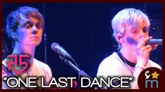 """R5 - """"One Last Dance"""" Live at Club Nokia (+playlist) I almost burst into tears!! Poor Ross <3 he was trying to hold back tears!!!"""