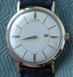 Longines Admiral automatic mystery watch