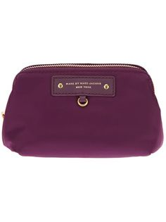 MARC BY MARC JACOBS - zip-up make-up bag from farfetch.com