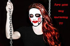 Are You My Mommy, You And I, Scary, Halloween Face Makeup, Nice, You And Me, Im Scared, Nice France, Macabre