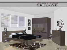Sims 4 CC's - The Best: Bedroom by NynaeveDesign