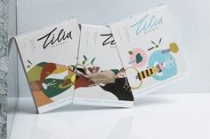 """Check out this @Behance project: """"Tilia Packaging"""" https://www.behance.net/gallery/59450493/Tilia-Packaging"""