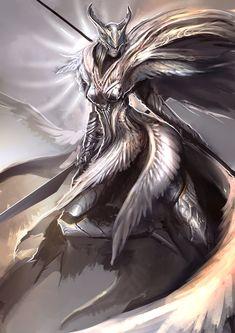 Valkyrie (Viking version of reaper)