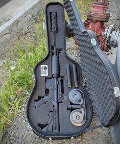 Cedar Mill Fine Firearms - Rifle, Pistol, and Gun Cases Ninja Weapons, Weapons Guns, Guns And Ammo, Zombie Weapons, Armas Ninja, Gun Storage, Storage Ideas, Gun Cases, Custom Guns