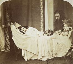 'Mary J. MacDonald dreaming of her father [George MacDonald] and brother Ronald' Rev. Lewis Carroll, Adventures In Wonderland, Alice In Wonderland, Vintage Photographs, Vintage Photos, Death Pics, Victorian Photography, George Macdonald, Alice Liddell
