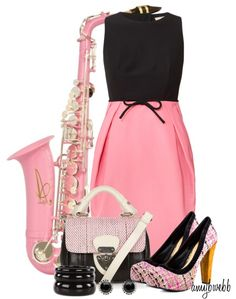 """Instrument Contest 3"" by amybwebb ❤ liked on Polyvore"