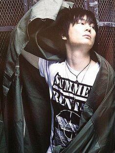 Suzuki Tatsuhisa (Ta_2) #oldcodex #鈴木達央 #Ta_2 #ocd Tatsuhisa Suzuki, Voice Actor, Pop Rocks, Rock Bands, The Voice, Fandoms, Cosplay, Actors, T Shirts For Women