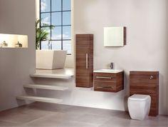 Visit Designer Bathroom Concepts for the Aquatrend Bathroom Furniture Collection. Free UK Delivery on all Bathroom Furniture. Walnut Furniture, Led Furniture, Furniture Ideas, Bathroom Vanity Units, Bathroom Storage, Bathroom Cabinets, Bathroom Vanities, Bathrooms, Fitted Bathroom Furniture
