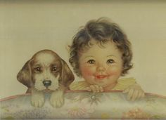 so sweet - Charlotte Becker print