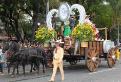 Hay días en los que las #tradiciones se destacan, se apoderan de las calles para hacerse notar, en #CiudadDeMexico, durante los festejos de la revolución en #septiembre, carrozas y trajes, música y baile recobran vida. http://www.bestday.com.mx/Mexico/