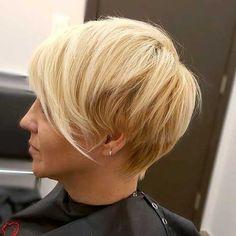 Classic Short Haircut for Women