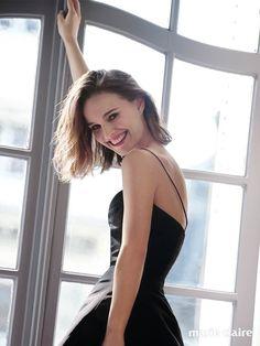 NataliePortman.com — Natalie Portman for Christian Dior's Miss Dior...