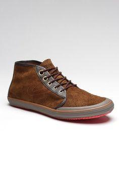 Tretorn Krona Mid Leather