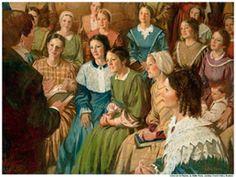 """""""Madre Celestial"""", """"Mujeres y el Sacerdocio"""", nuevas publicaciones de La Iglesia. - Enlace Mormón"""