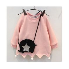 Brand Name: ToysZoom Department Name: Children Item Type: Hoodies,Sweatshirts Pattern Type: Little Fashion, Baby Girl Fashion, Look Fashion, Kids Fashion, Winter Fashion, Fashion 2016, Teenage Girl Outfits, Baby Outfits, Moda Kids