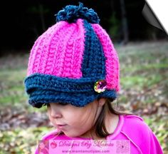 Crochet Newsboy Hat Pattern  (scheduled via http://www.tailwindapp.com?utm_source=pinterest&utm_medium=twpin&utm_content=post1286037&utm_campaign=scheduler_attribution)