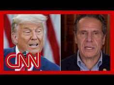 Trump threatens to deny New York a vaccine. See governor's response - YouTube Andrew Cuomo, Cnn News, Bullying, Donald Trump, Einstein, The Voice, No Response, Presidents, Politics